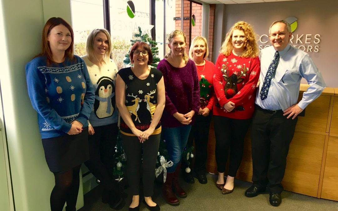 Merry Christmas Jumper Day!  www.christmasjumperday.org