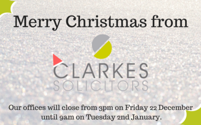 Merry Christmas – our Christmas opening hours