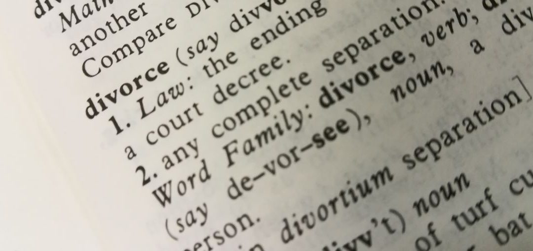 When is a Divorce Not a Divorce?