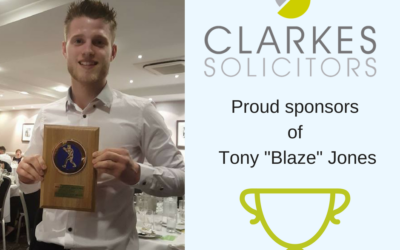 Clarkes sponsors local unbeaten boxer