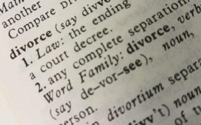 When is a Divorce Not a Divorce?